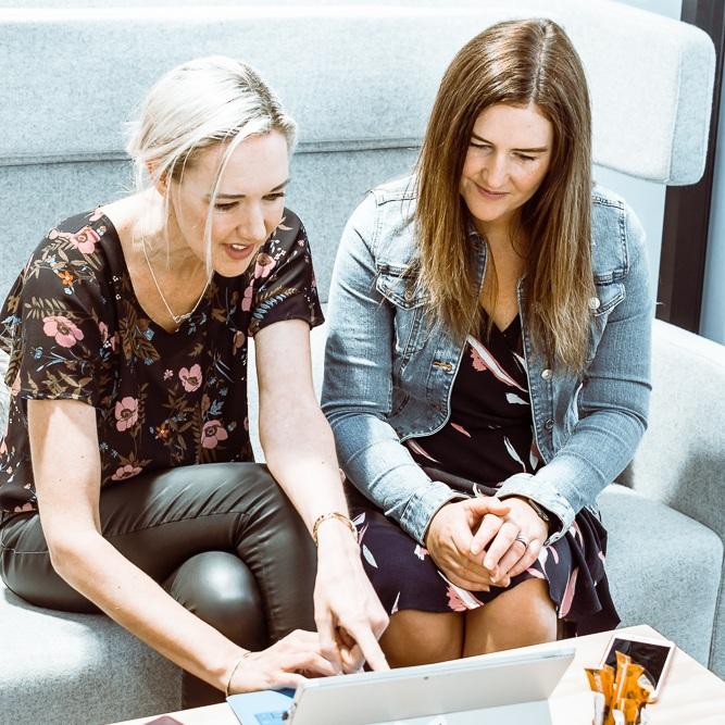 Social Skills - Social media training with Jodine McIntyre, Social Smarty