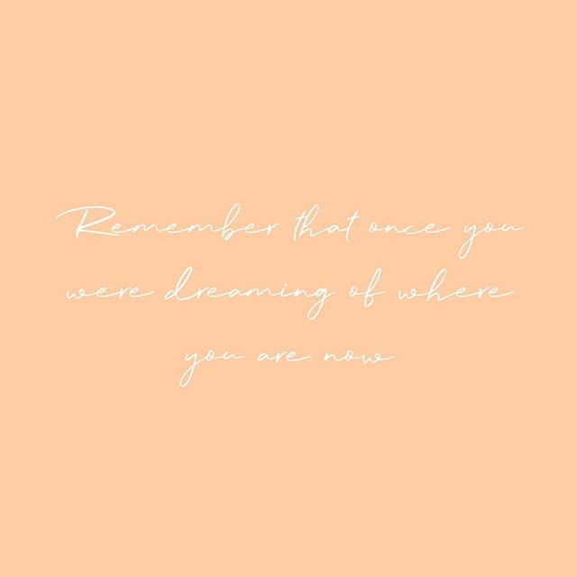 A little motivational quote for today! 🧡