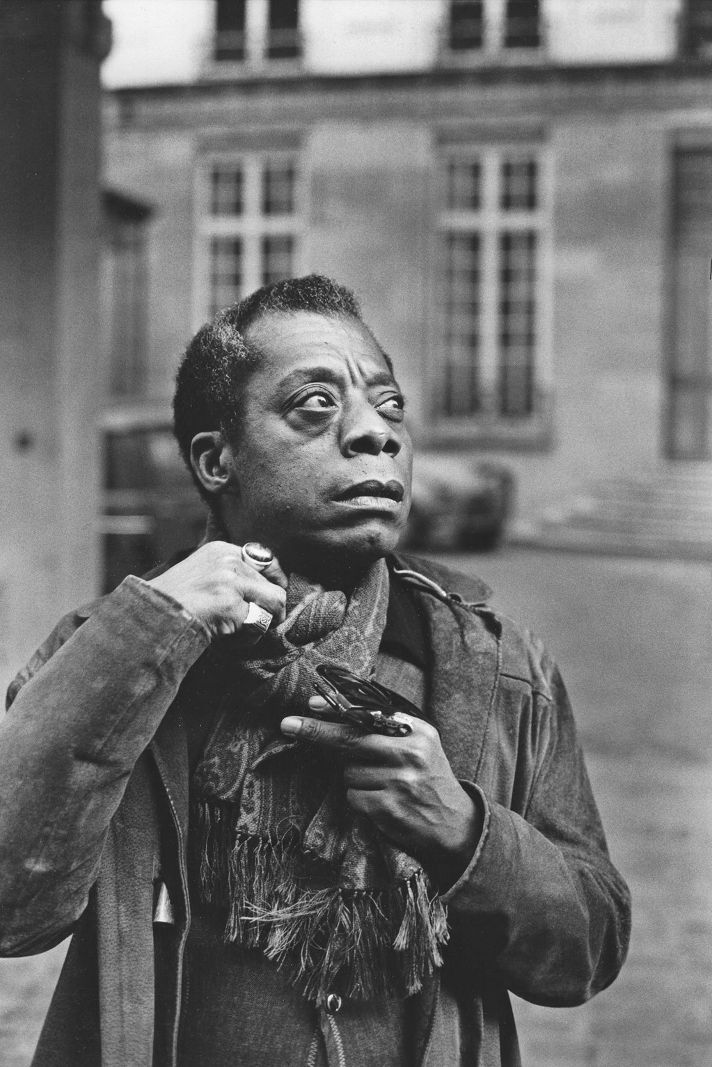 The New Yorker - Breaking Into James Baldwin's House