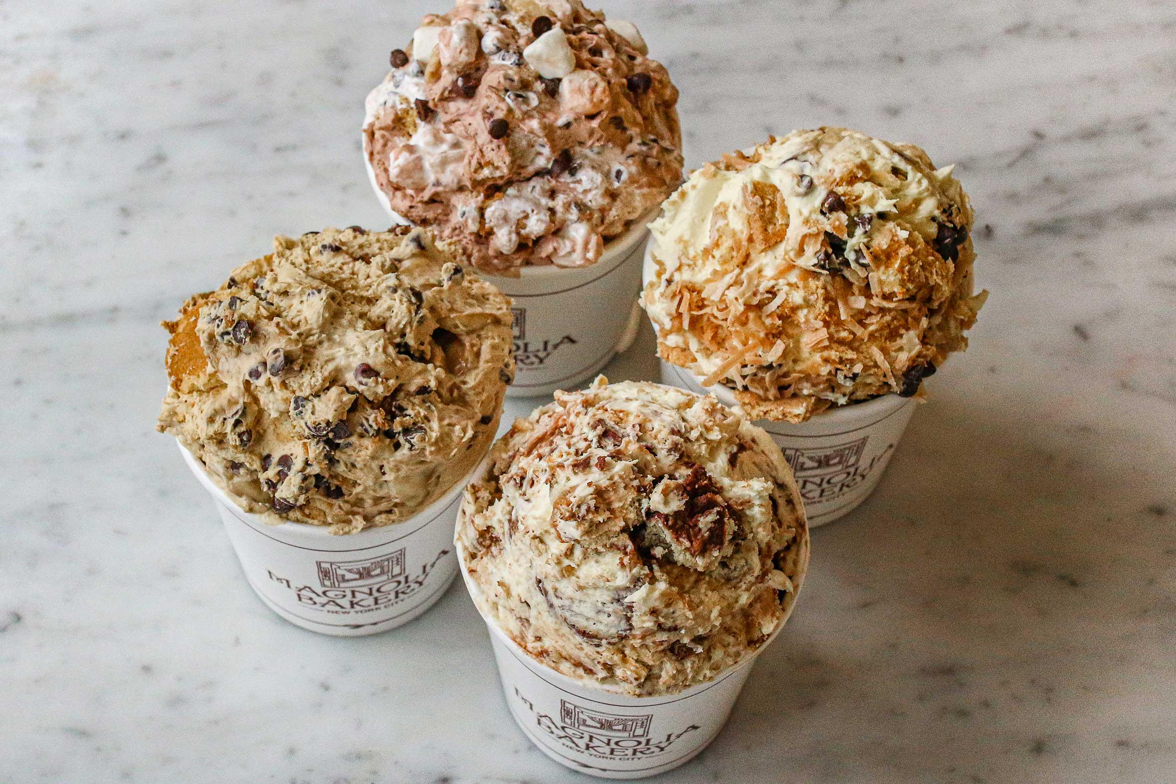Customer's Choice - YOU will be choosing of flavor for August 19-28 Keep checking our Instagram story to cast your ballot! Choose between Java Chip, S'mores, Magic or Boston Cream Pie.August 19-28