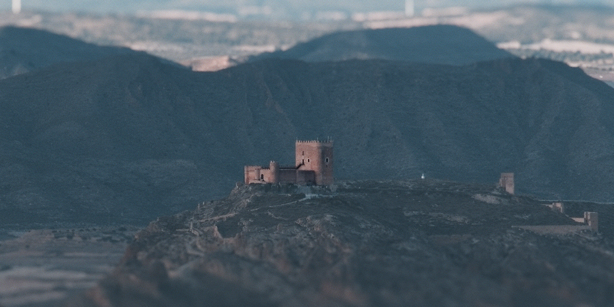 A Castle in the Mountain (ISO 100; f/14; 1/85sec)