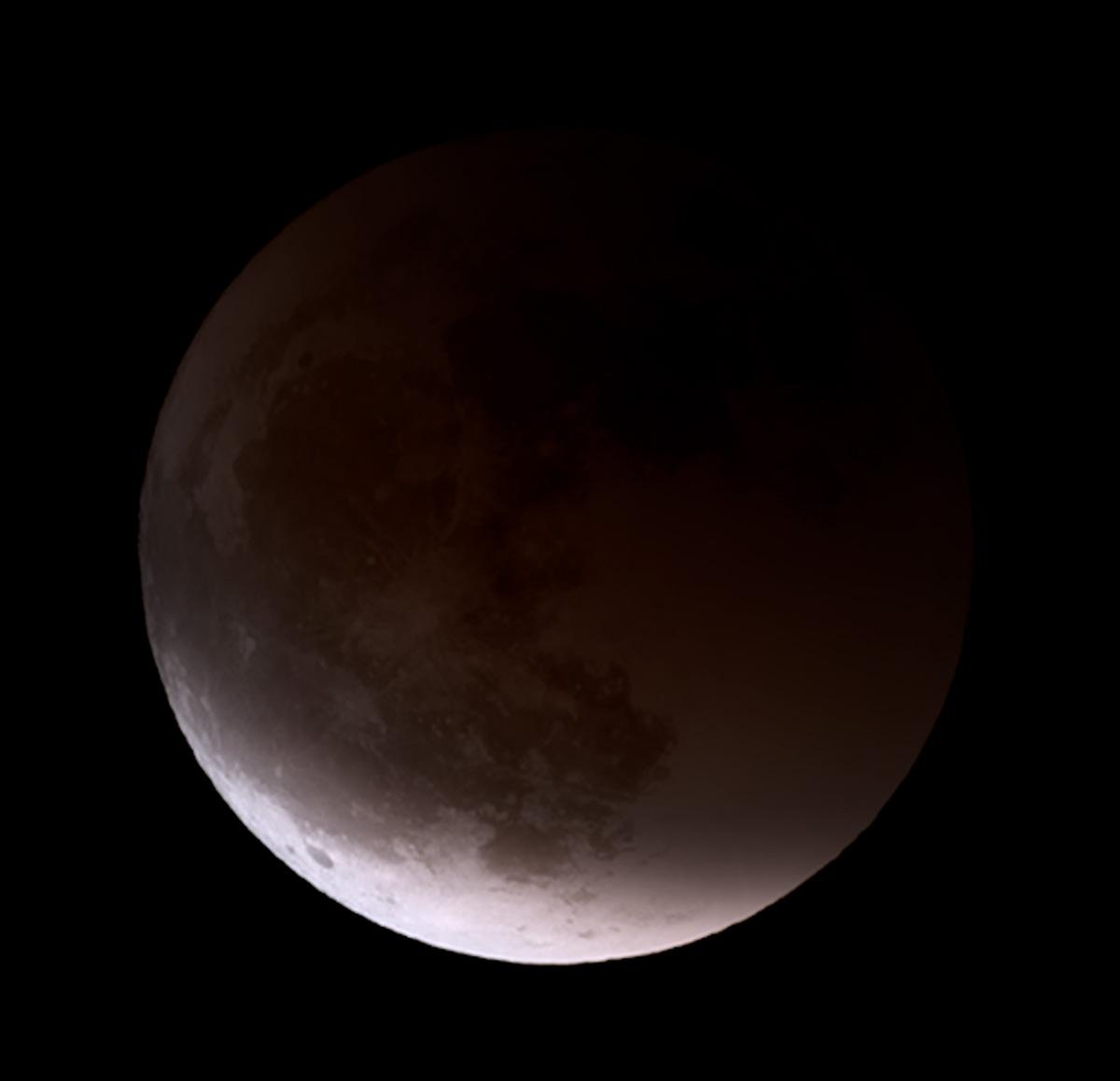 6. Partial eclipse ends