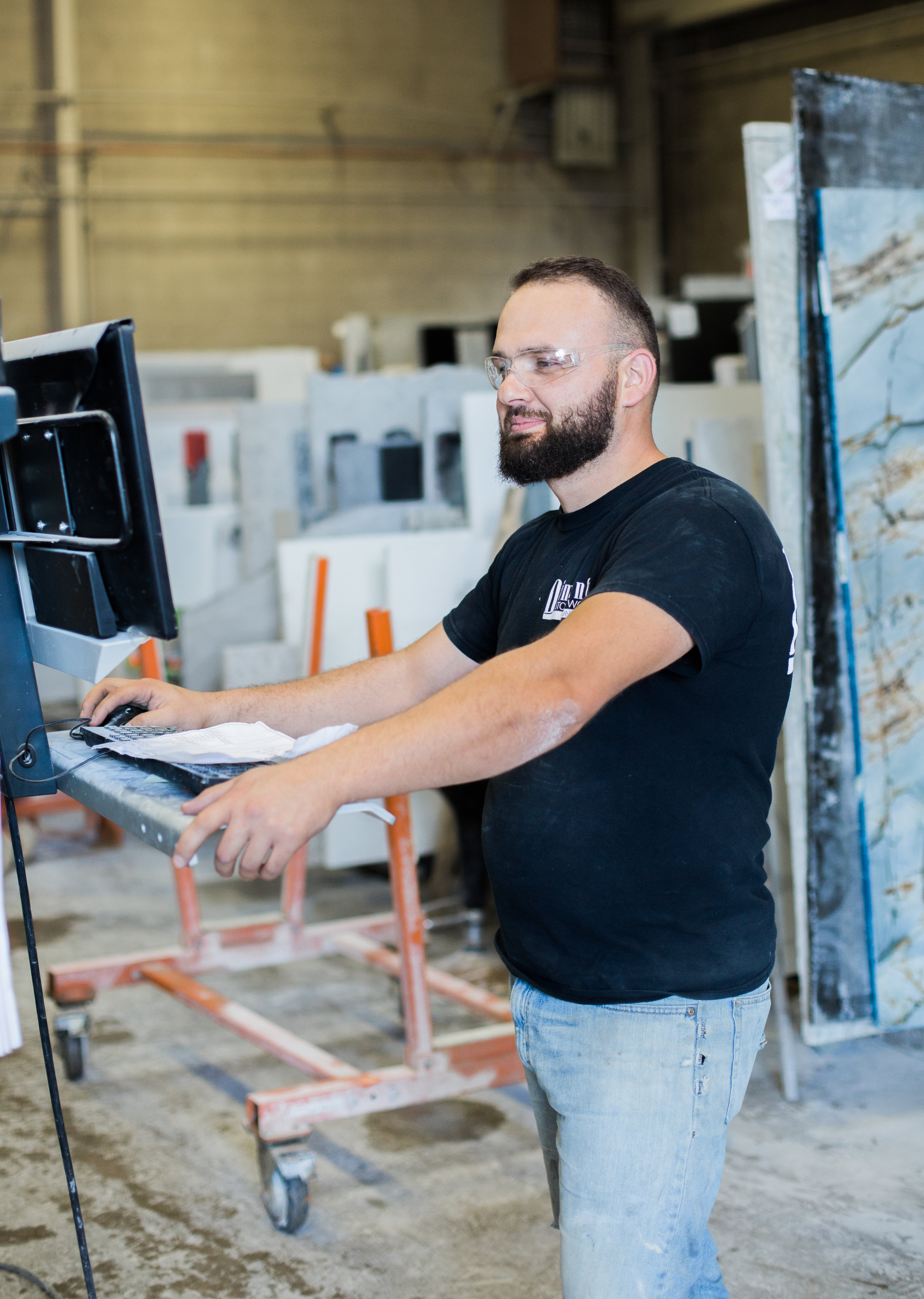 Peter Potres - PROJECT MANAGER, FABRICATION DEPARTMENT