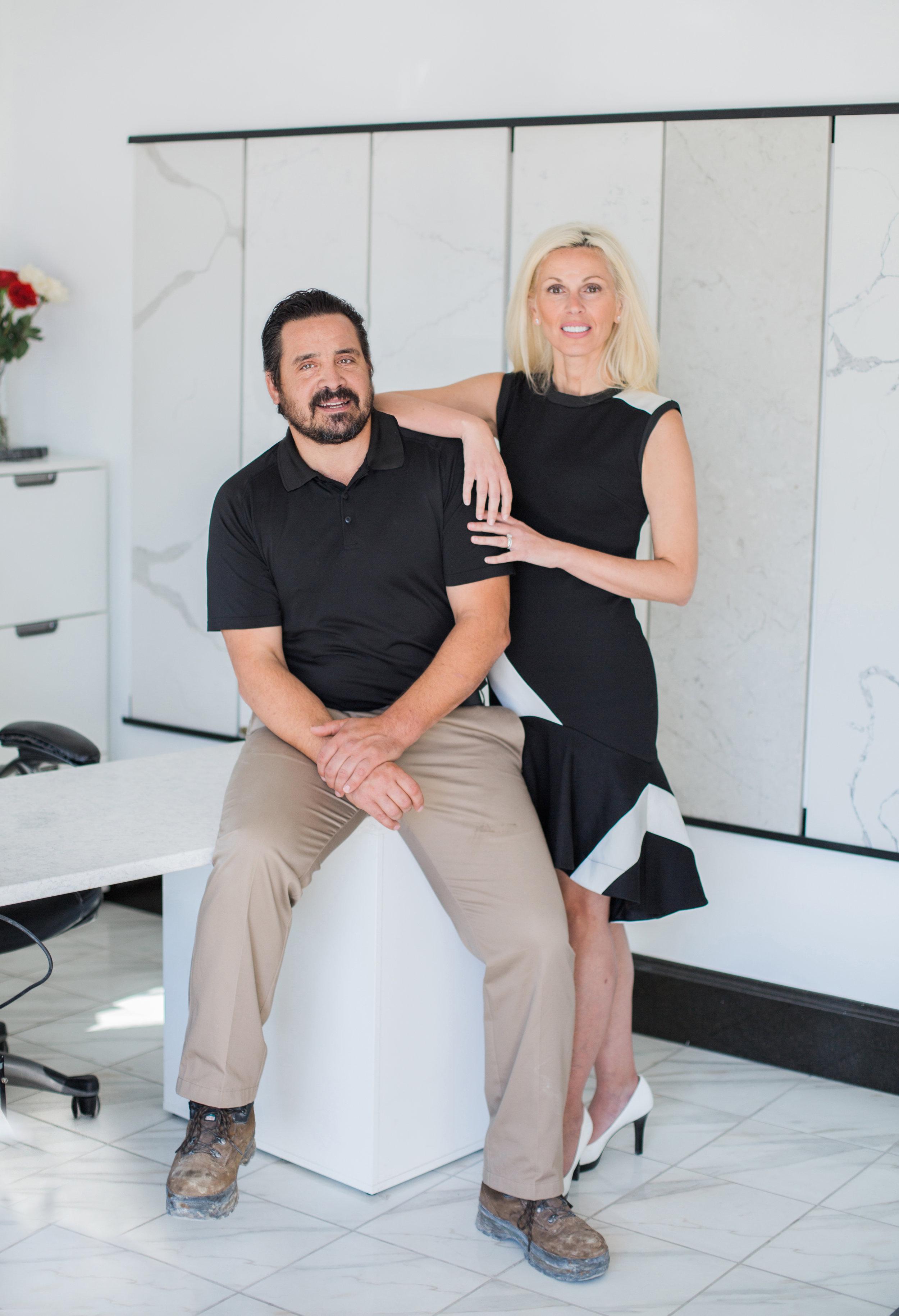 Phil & Anita DiMambro - OWNERS & VP OF SALES+MARKETING