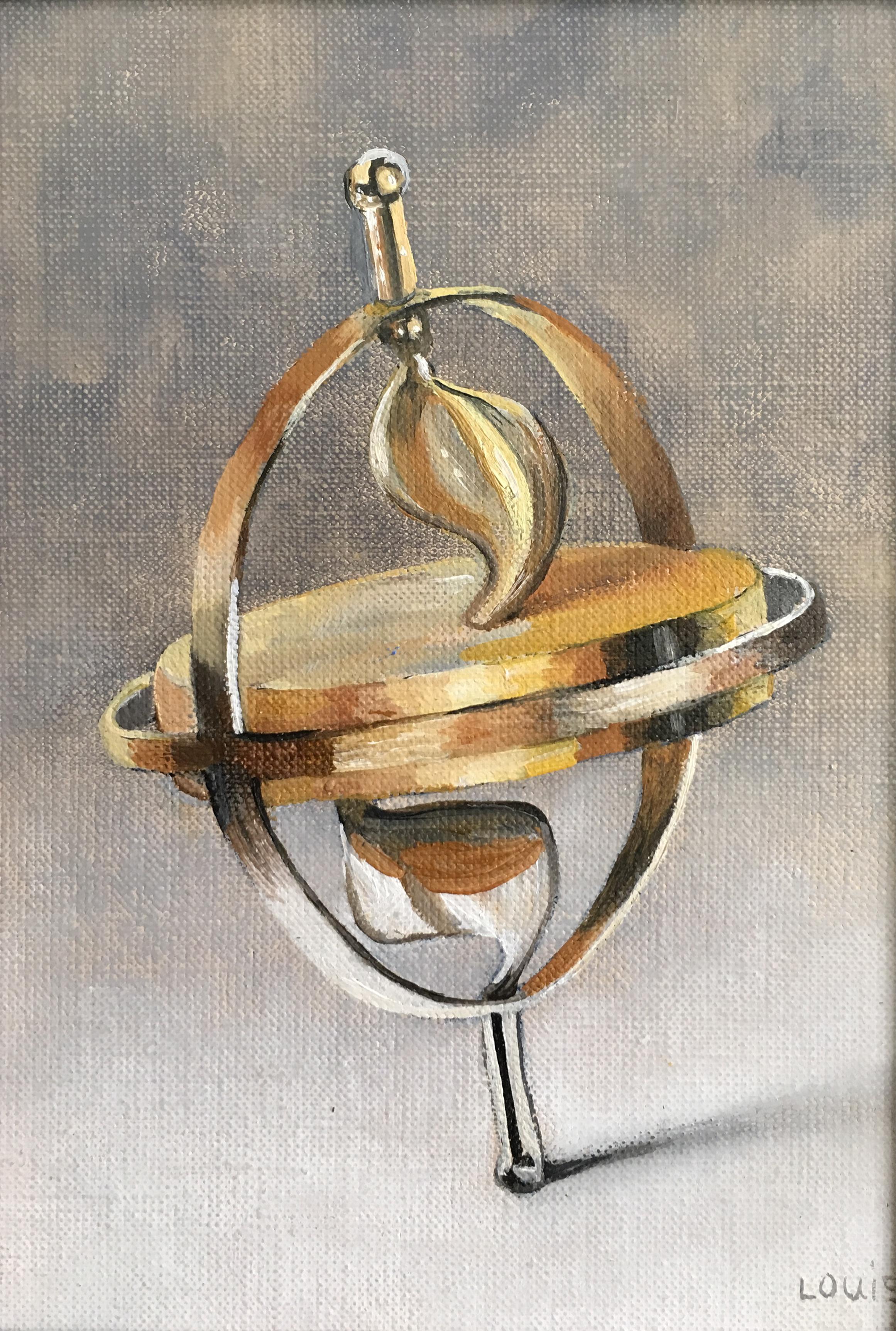 Balance  Oil on canvas. #A188