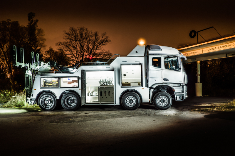 powerful, durable,reliable - Our heavy recovery trucks are already a popular choice in mainland Europe and are renowned for the stunning good looks, reliability and first class engineering.