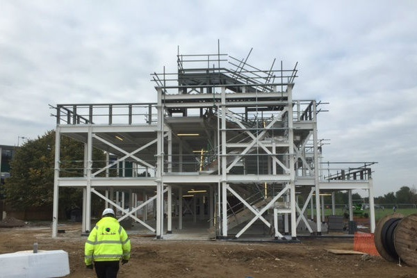 Scaffolding Inspections - We arrange to carry out weekly inspections by fully trained and experienced scaffold engineers on request, so that regulation are fully complied with.