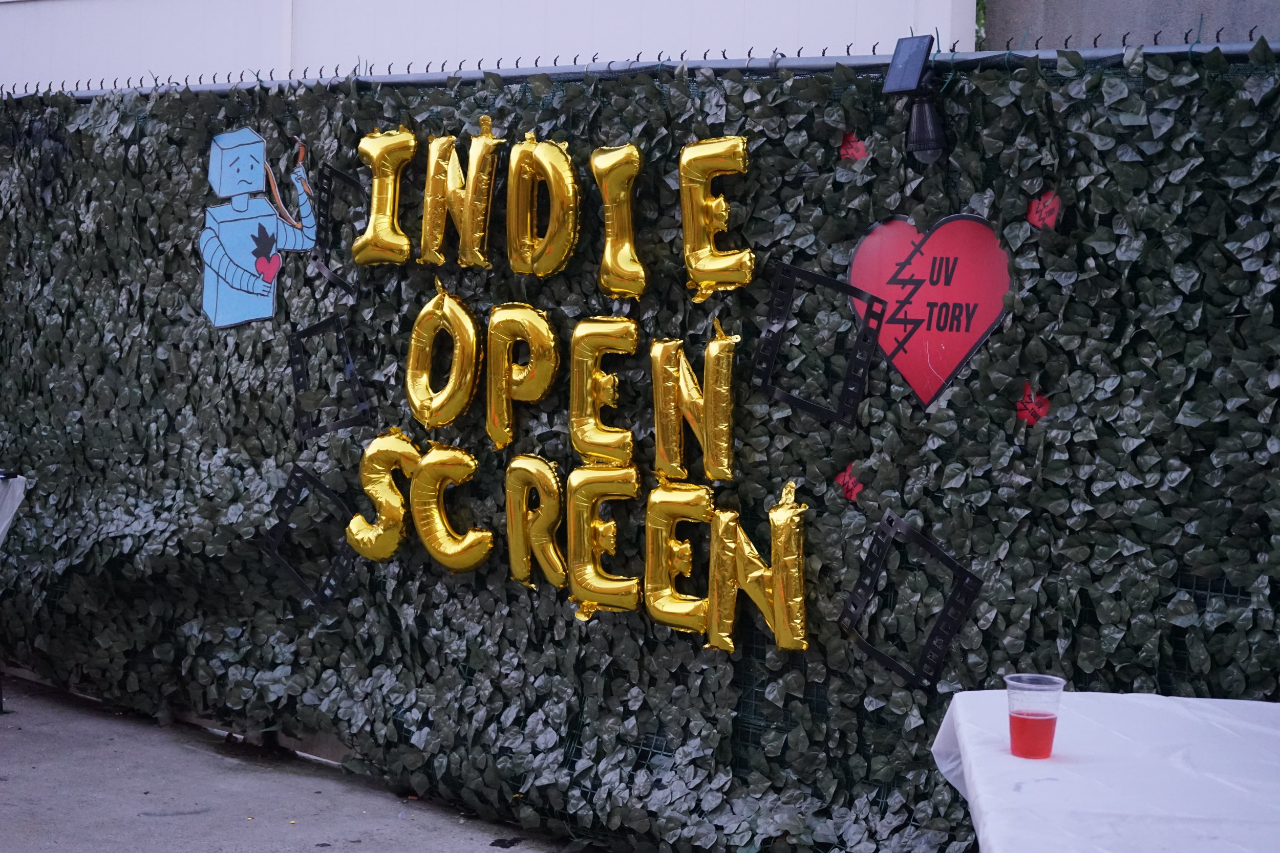 Indie Open Screen (Luv Story)