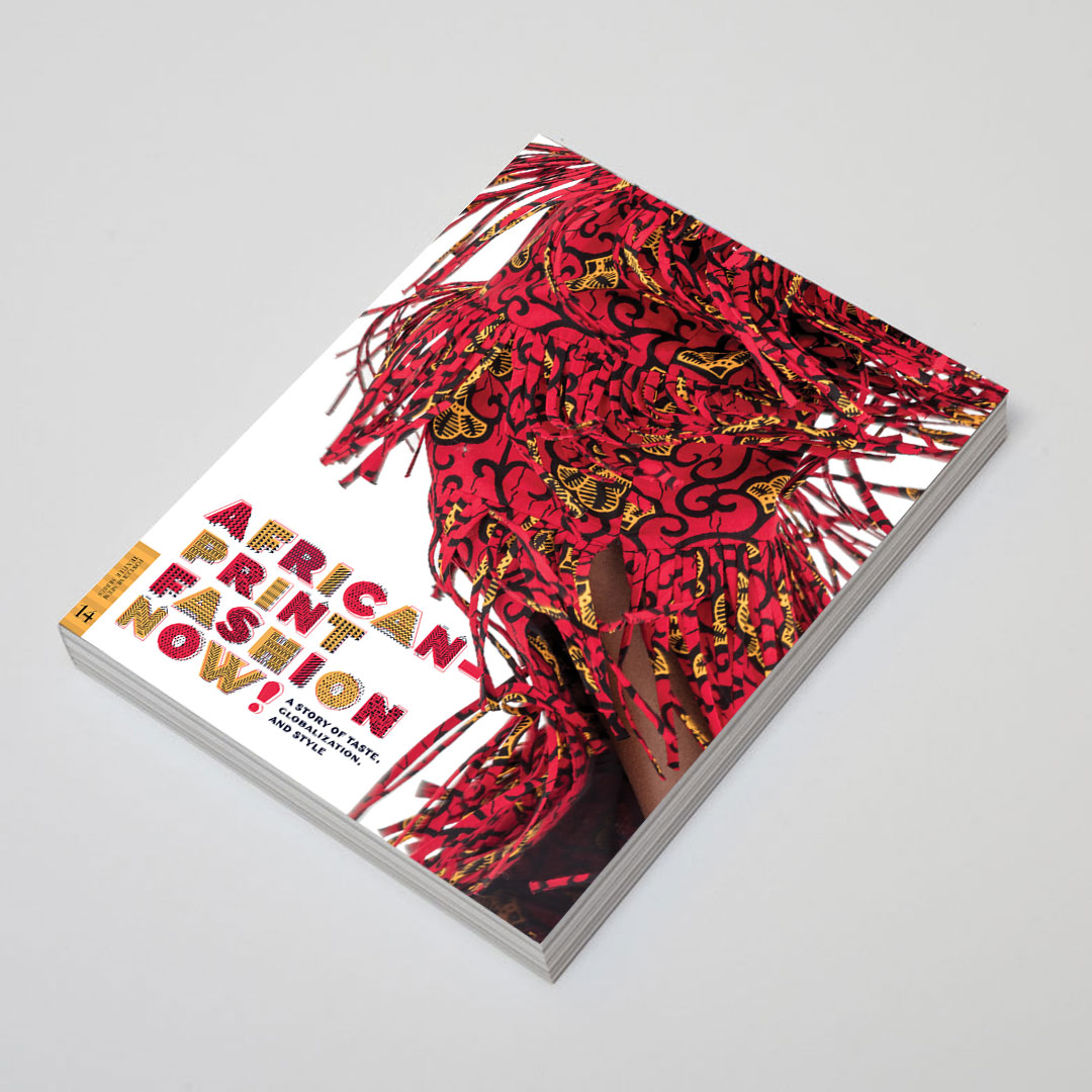 African-Print Fashion Now! - (Fowler, 2017)Contributed a chapter to this book examining wax print's influence on global taste and style. Edited by Suzanne Gott, Kristyne S. Loughran, Betsy D. Quick, and Leslie W. Rabine, it accompanied an exhibition of the same name at the Fowler Museum at UCLA, California.Buy on Amazon