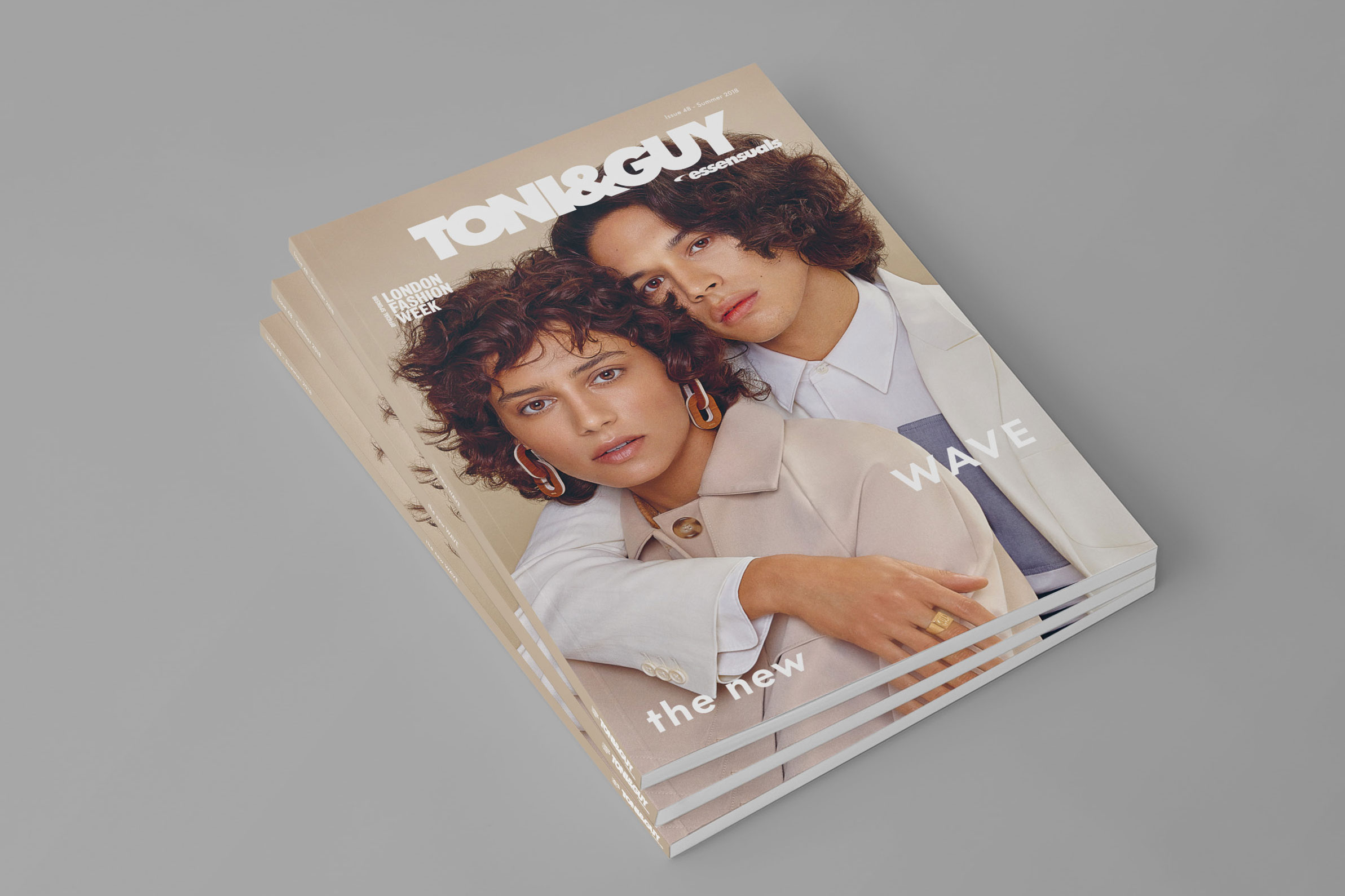 Toni&Guy - Helen worked via an agency with this leading haircare brand to help communicate its relationship to London Fashion Week and beauty trends. This took the shape of magazines, editorial website, show reports, film scripts, advertorials and social posts.Visit Toni&Guy