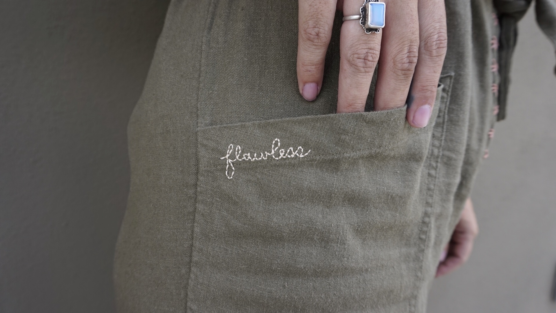flawless embroidery tutorial