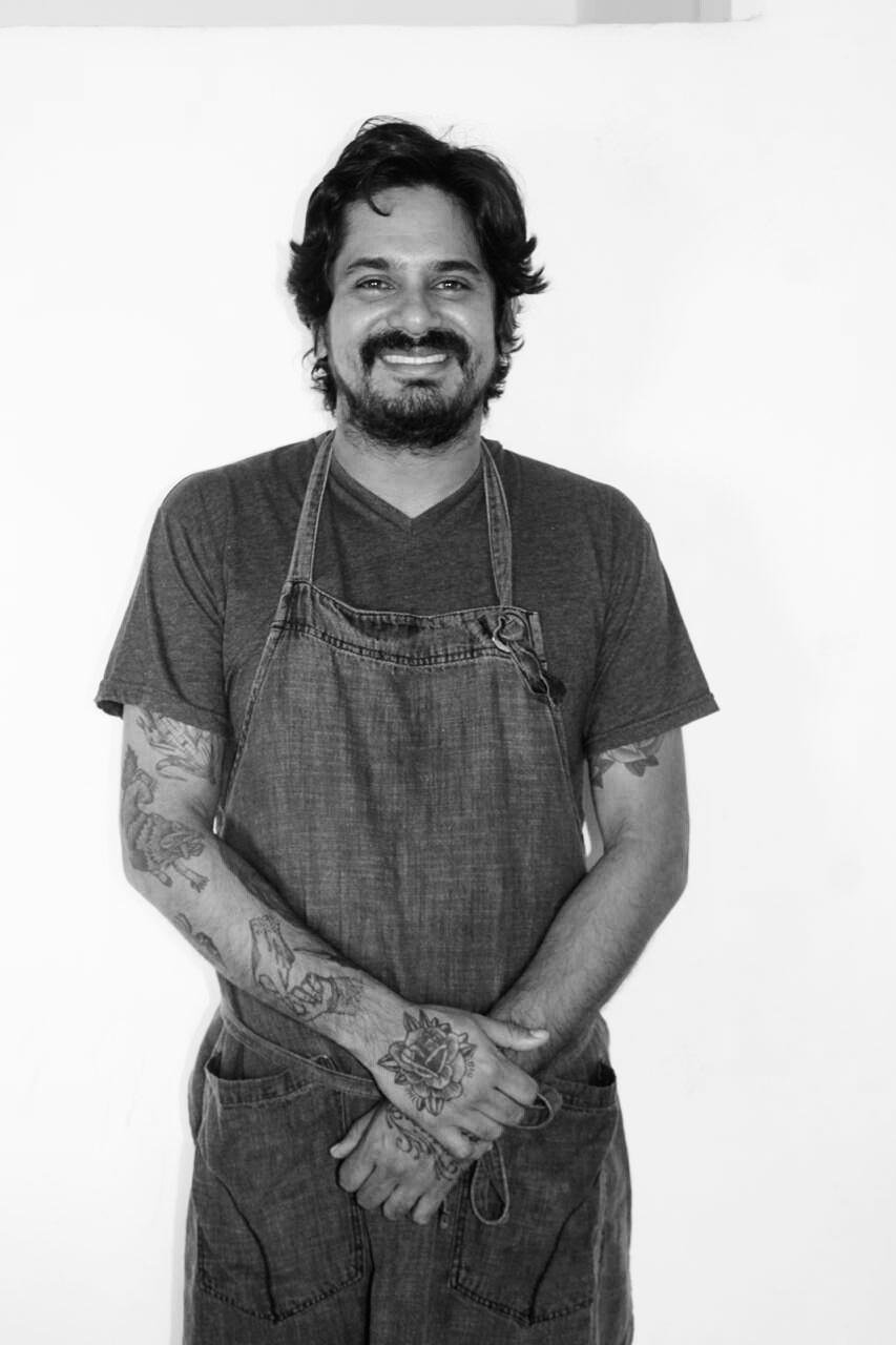 Chef Saul Carranza   7 Diciembre