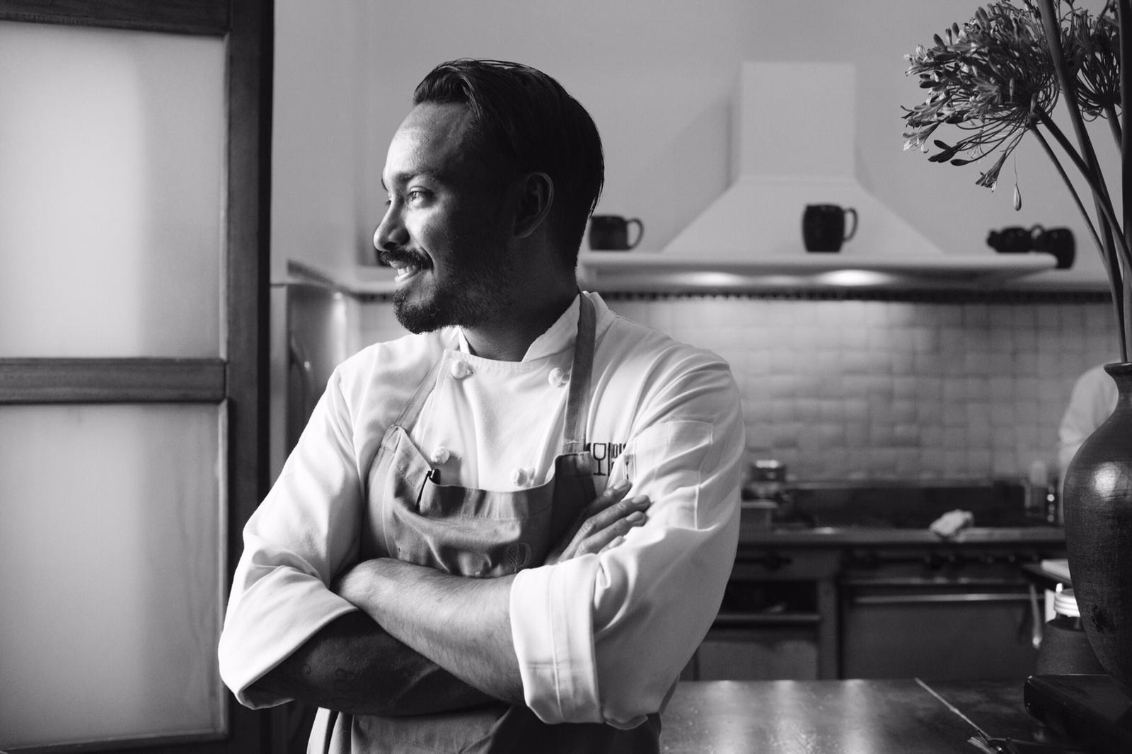 Chef Rafael Villalobos   5 Diciembre