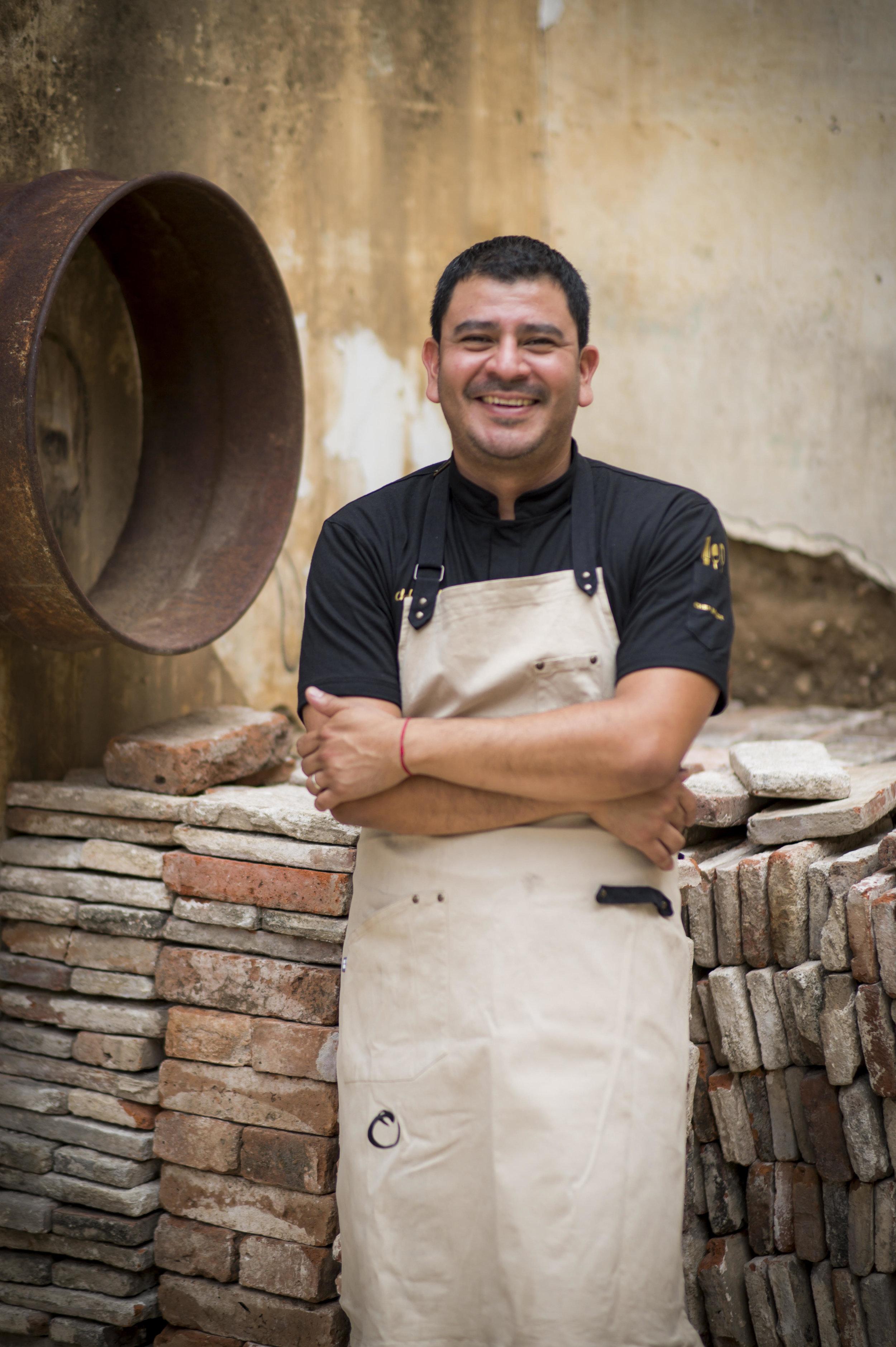 Chef Rodolfo Castellano   4 Diciembre