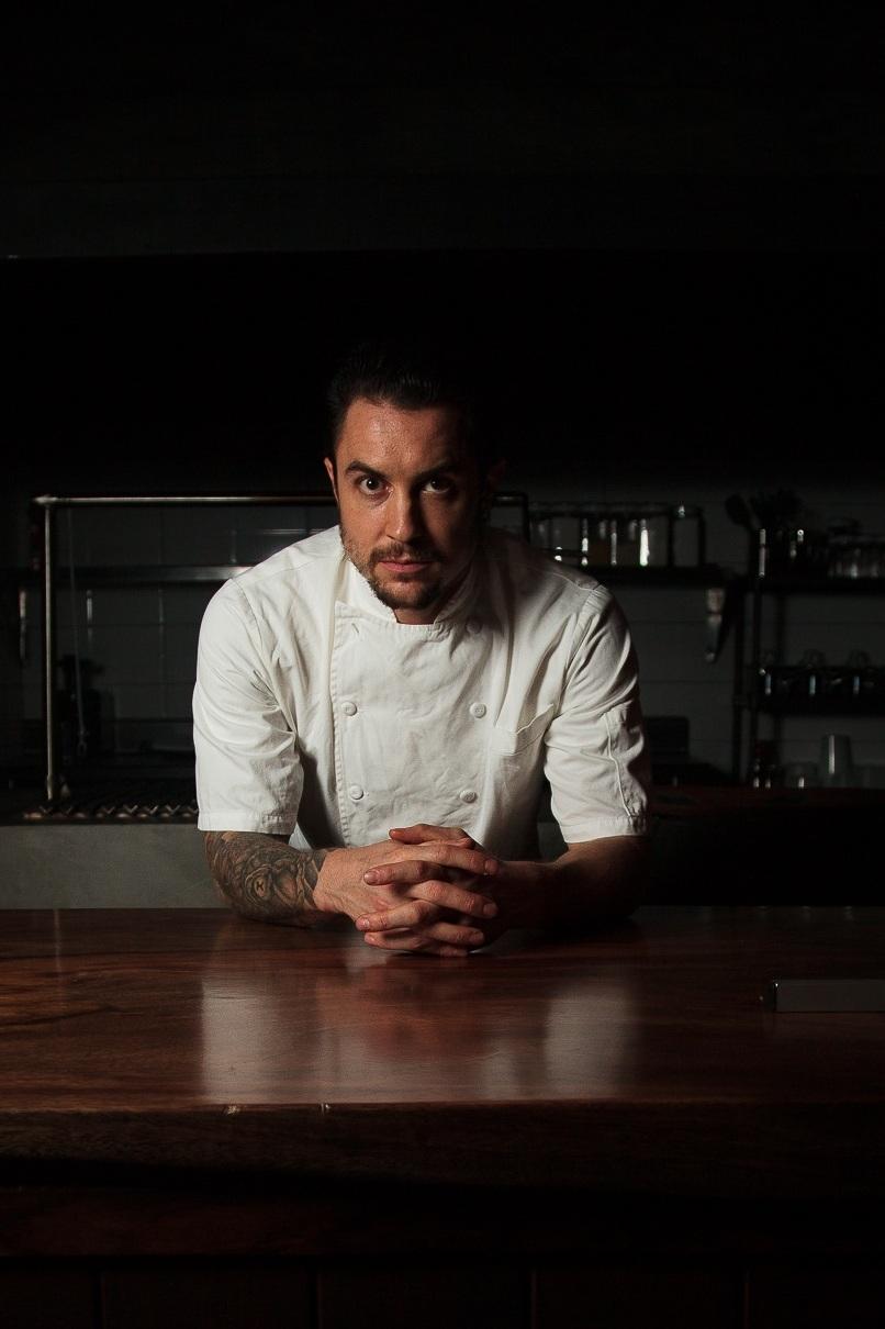 Chef Travis Limoge   8 Diciembre