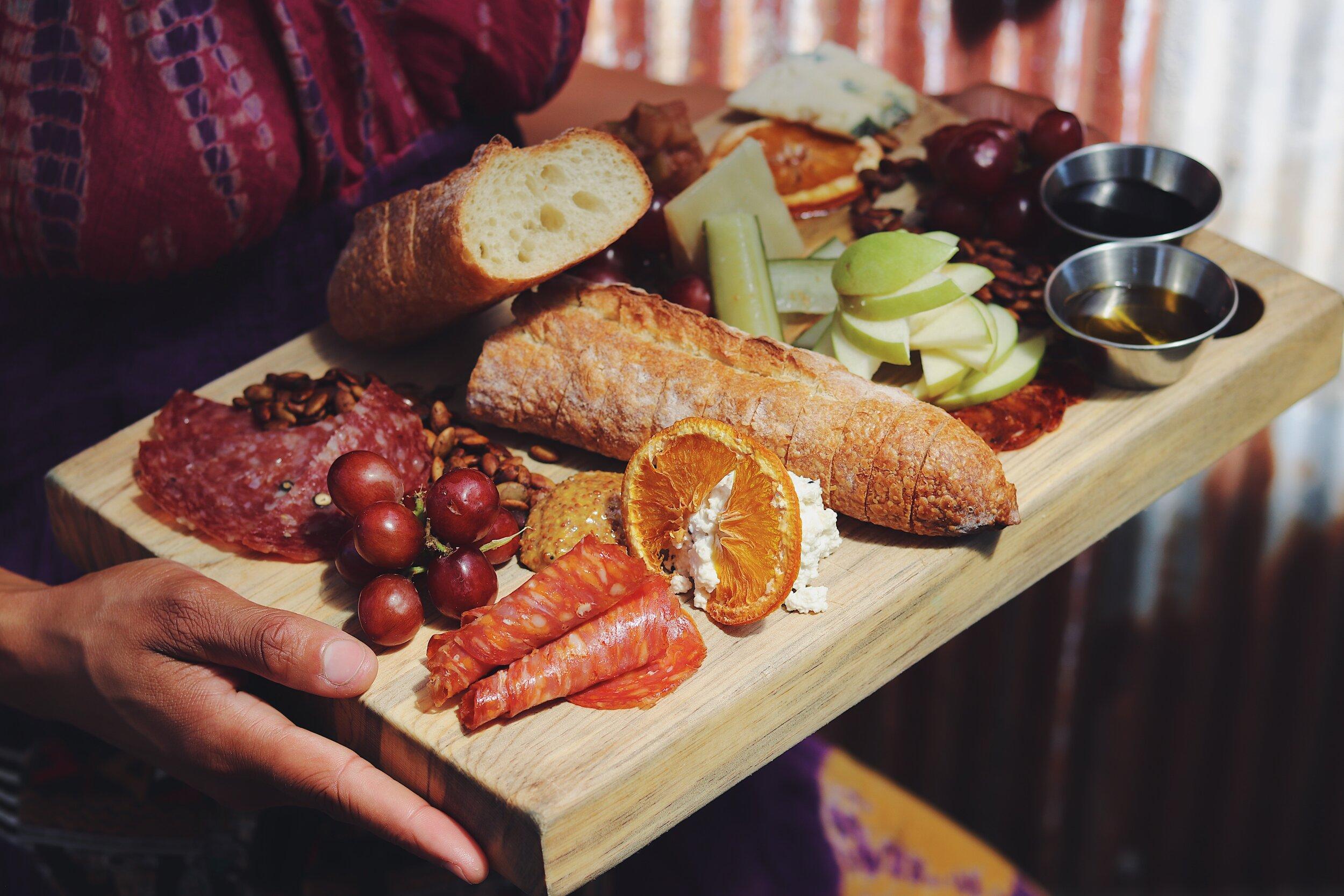Our Signature Dish, Bounty Board