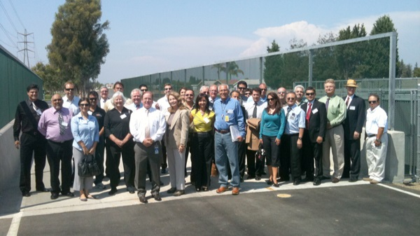2011 Luncheon and Field Visit to Jeffrey Rd. Grade Separation in Irvine, CA