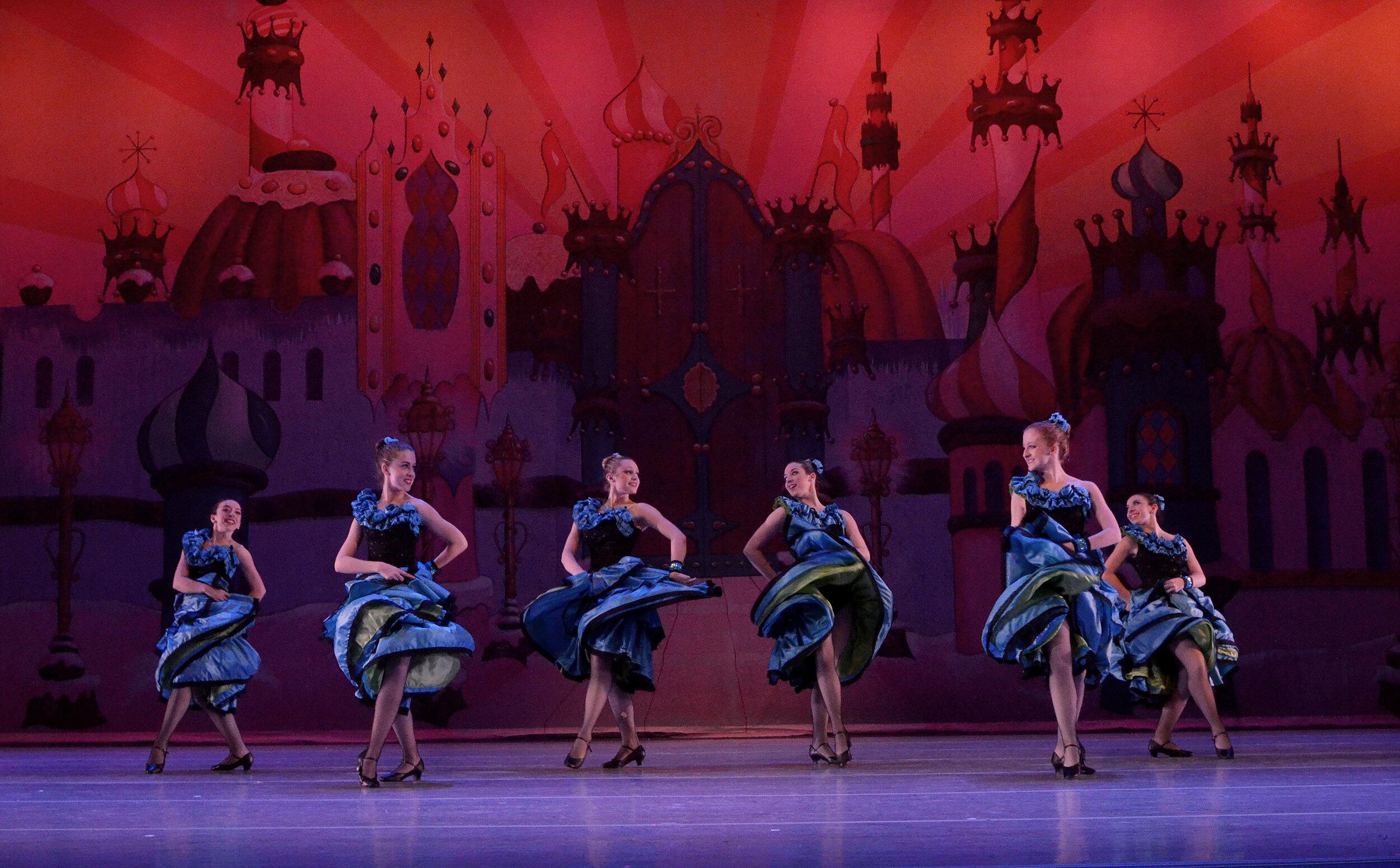 Chamberlain Ballet - Spanish Nutcracker