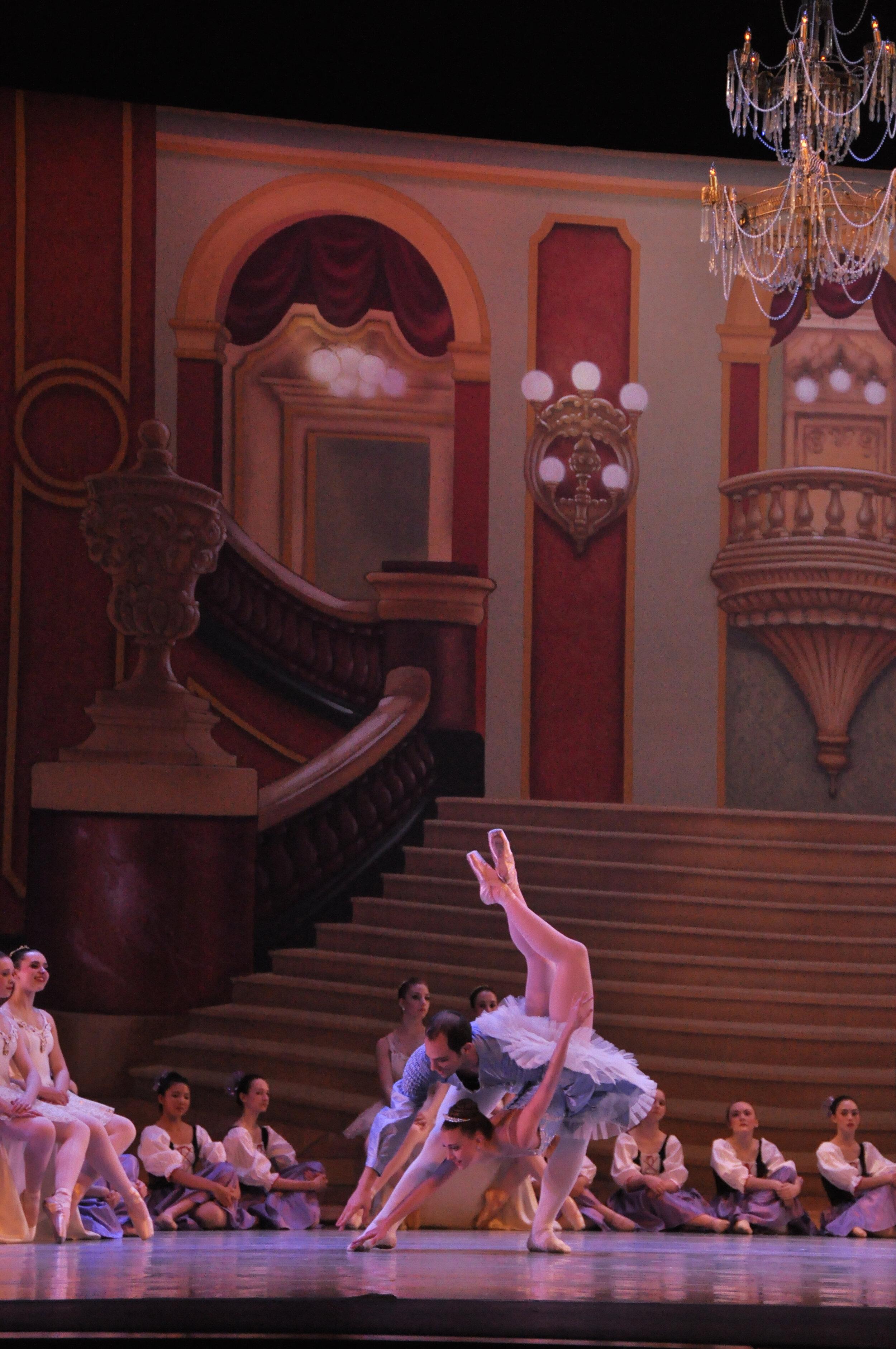 Chamberlain Ballet - Napoli