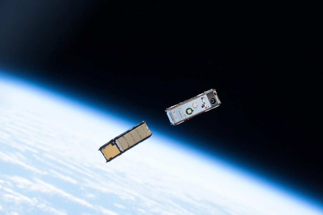 Small satellites are here. - As satellites have shrunk from the size of a bus to the size of a loaf of bread, the race has begun to build smaller and lower-cost rockets to launch them to orbit.