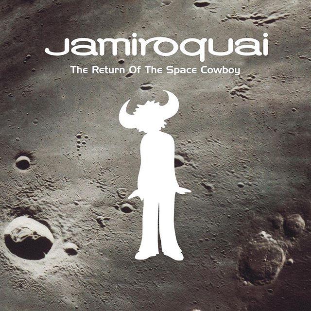 Hoy, este disco cumple 25 años 🎂🙌 #thereturnofthespacecowboy de @jamiroquaihq