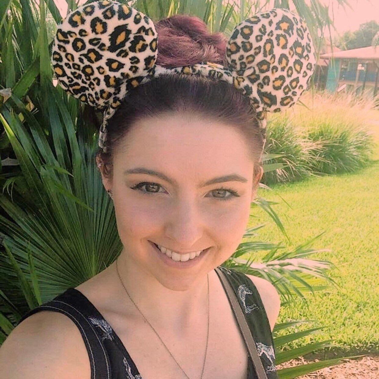 Ashley LeBlanc - My Disney Sweet Sixteen