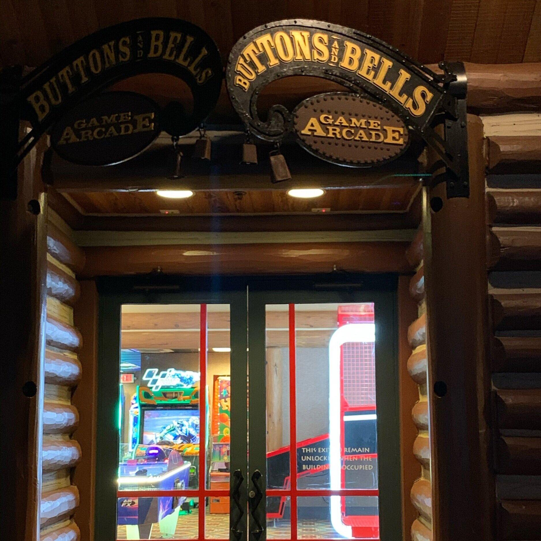 Buttons & Bells Arcade at Disney's Wilderness Lodge