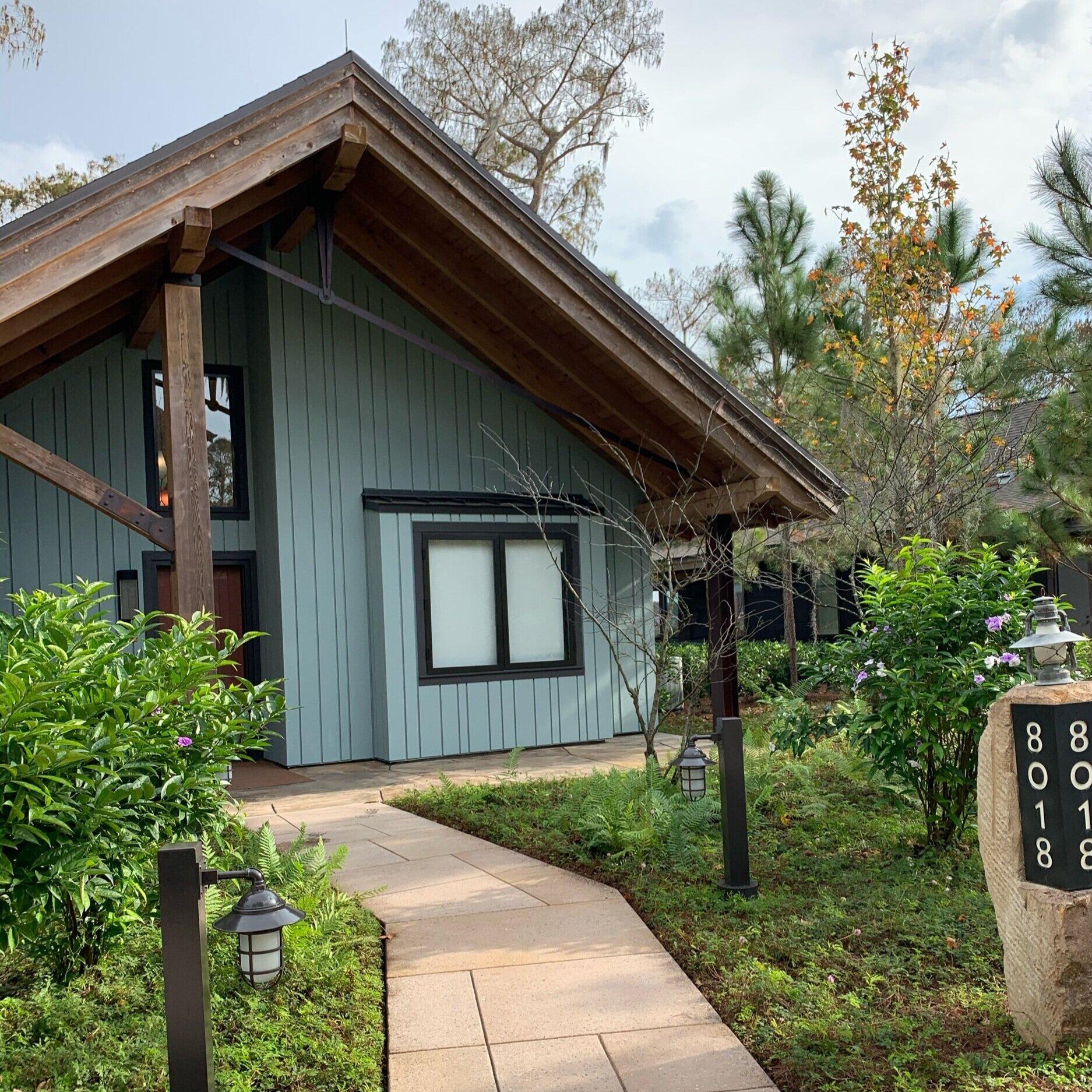 Cascade Cabin 8018 at Disney's Wilderness Lodge