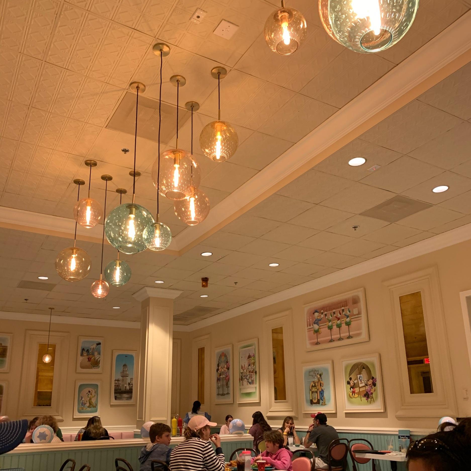 Beaches & Cream Dining Room (Beaches & Cream Soda Shop)