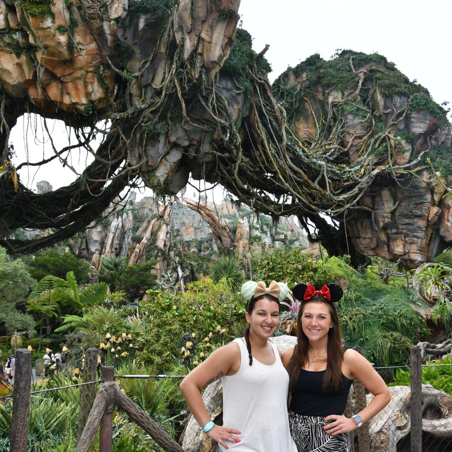 Pandora: World of Avatar at Disney's Animal Kingdom (Disney's PhotoPass)