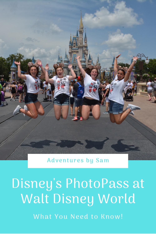 The Basics of Disney's PhotoPass at Walt Disney World (Thumbnail)
