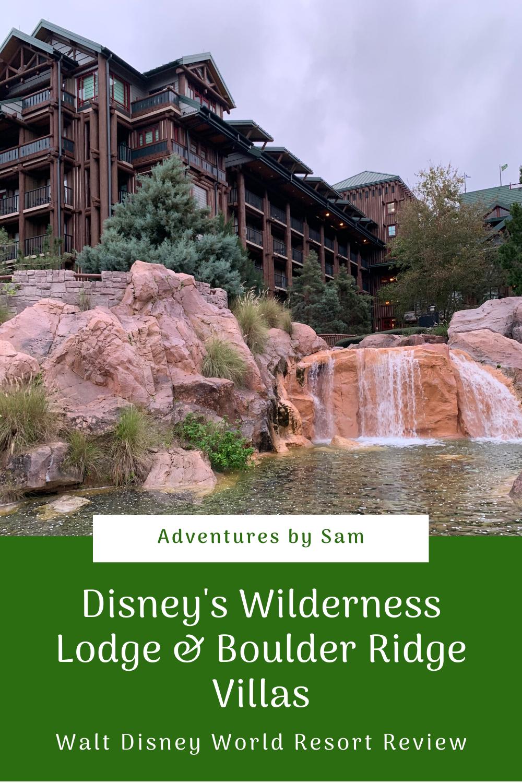 Disney's Wilderness Lodge & Boulder Ridge Villas (Thumbnail)