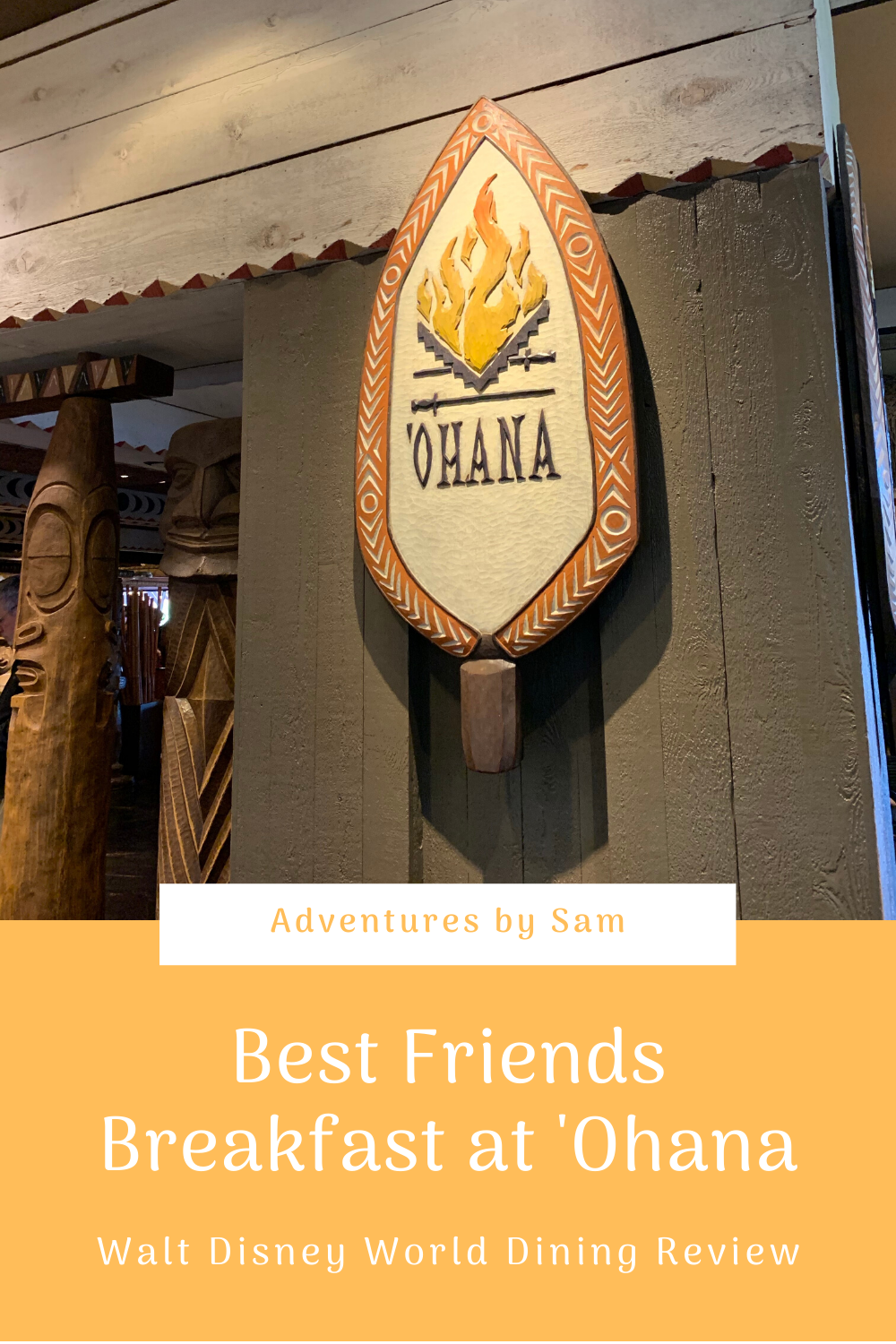 Dining Review: 'Ohana Best Friends Breakfast Featuring Lilo & Stitch (Thumbnail)