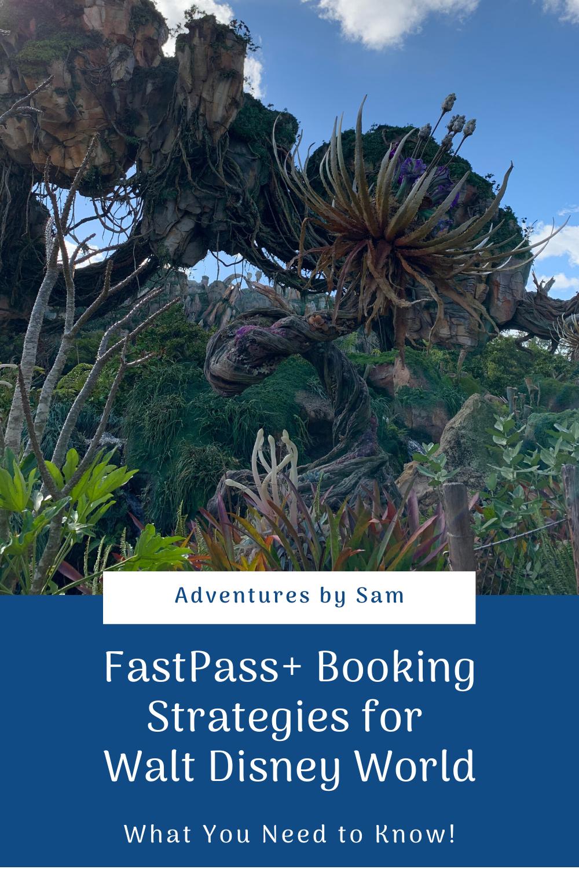 FastPass+ Booking Strategies for Walt Disney World (Thumbnail)