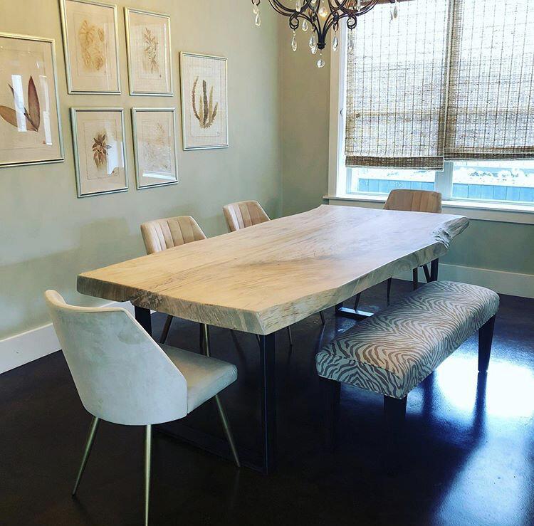 Broken Tree Designs, Custom Furniture Houston Heights