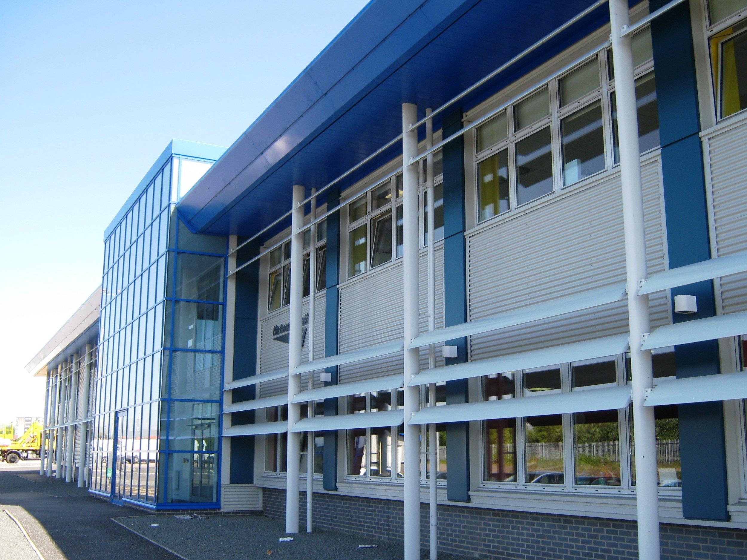 New Build MDU, Turkey Yard, Cowlairs Project - SVM Glasgow