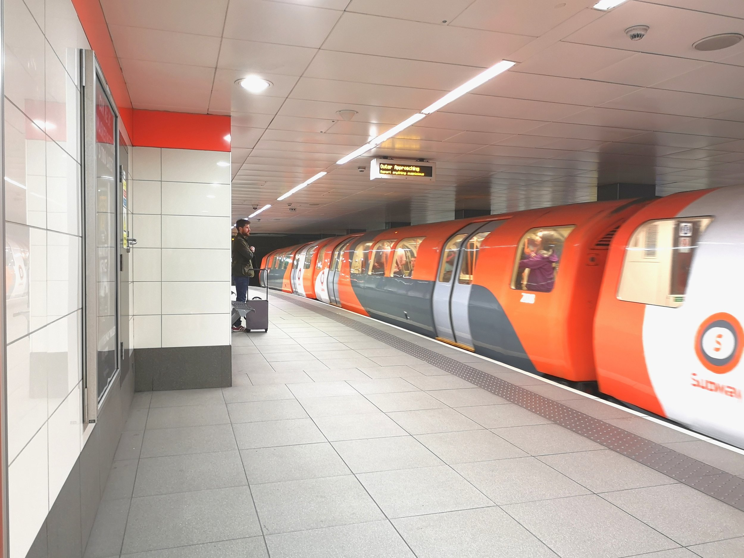 SVM have had a continued involvement with the Glasgow Subways to undertake electrical surveys and provide reports on the supply, distribution and cabling infrastructure.