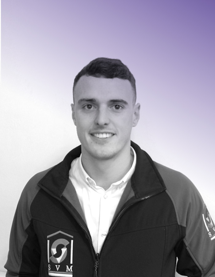 Gavin Morris - CAD OperatorBSc (Hons) Product Design and Innovation.Gavin has been a member of the CAD department since joining SVM Glasgow in 2018. His role includes liaison with design engineers and production of design drawings using AutoCAD, REVIT and BIM software products. Gavin has gained experience in several areas during his time at SVM especially on large scale projects such as design provision for Electric Vehicle Charging Points and shore supplies at Allerton Depot.
