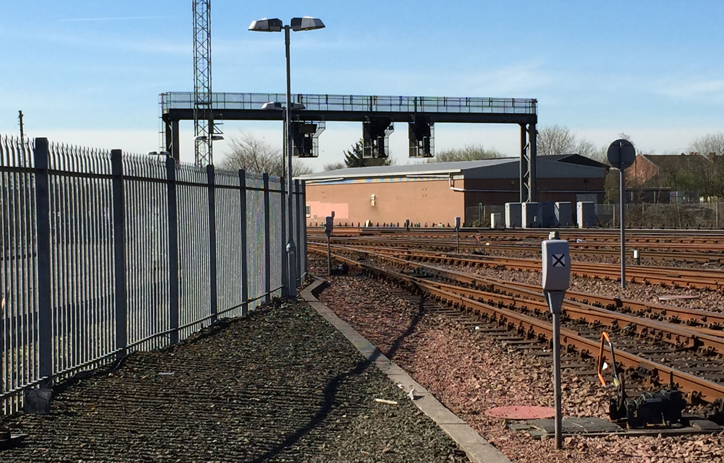 Electrification Schemes Project - SVM Glasgow