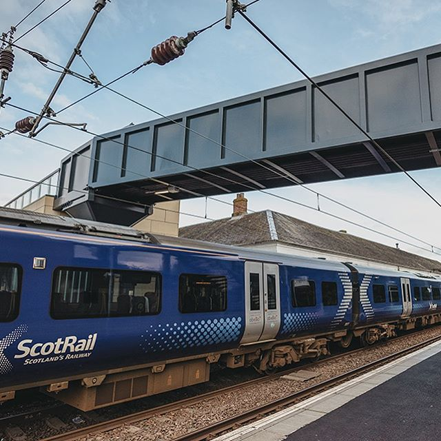 Exciting news today: the brand new fully accessible footbridge and lifts at Kilwinning station have officially opened! 🎉⁣ ⁣ SVM are proud to have been involved in the project, working with Story Contracting and Fairhurst, doing the lighting design for the platforms, lifts and footbridges, cable containment, electrical LV distribution, and more. ⁣ ⁣ We are thrilled that the station is now fully accessible to all members of the local community with the new stair-free access to all platforms. ⁣ ⁣ Read more about the ribbon cutting at the link in the bio. 😀☝️⁣ ⁣ #svmglasgow #storycontracting #scottishengineering #fairhurst #networkrail #engineering #accessibility #accessforall ⁣ 📸: Story Contracting.
