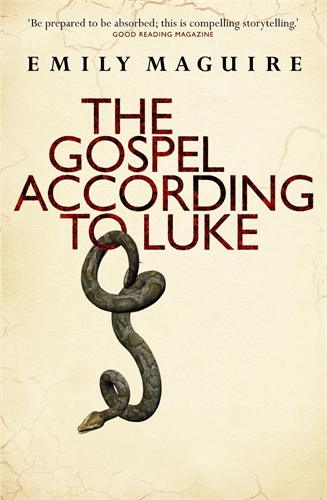 "- ""I read The Gospel According to Luke in one sitting, not because it's short (it isn't), but because I simply could not put it down… Unlike most writers who take on overtly political subjects, she can dramatise ideological difference with realism and sympathy for all of the characters concerned."" Kerryn Goldsworthy, The Sydney Morning Herald""Maguire is a master of her craft; her prose is sharp and full of imagery and her dialogue rings true. Ultimately, she sets a pace slow enough for us to get lost in the characters, and fast enough for us to get caught up in the plot."" Louise Swinn, The Australian Book Review""There's an edginess to Maguire's prose, never forced, just right."" The Canberra Times"