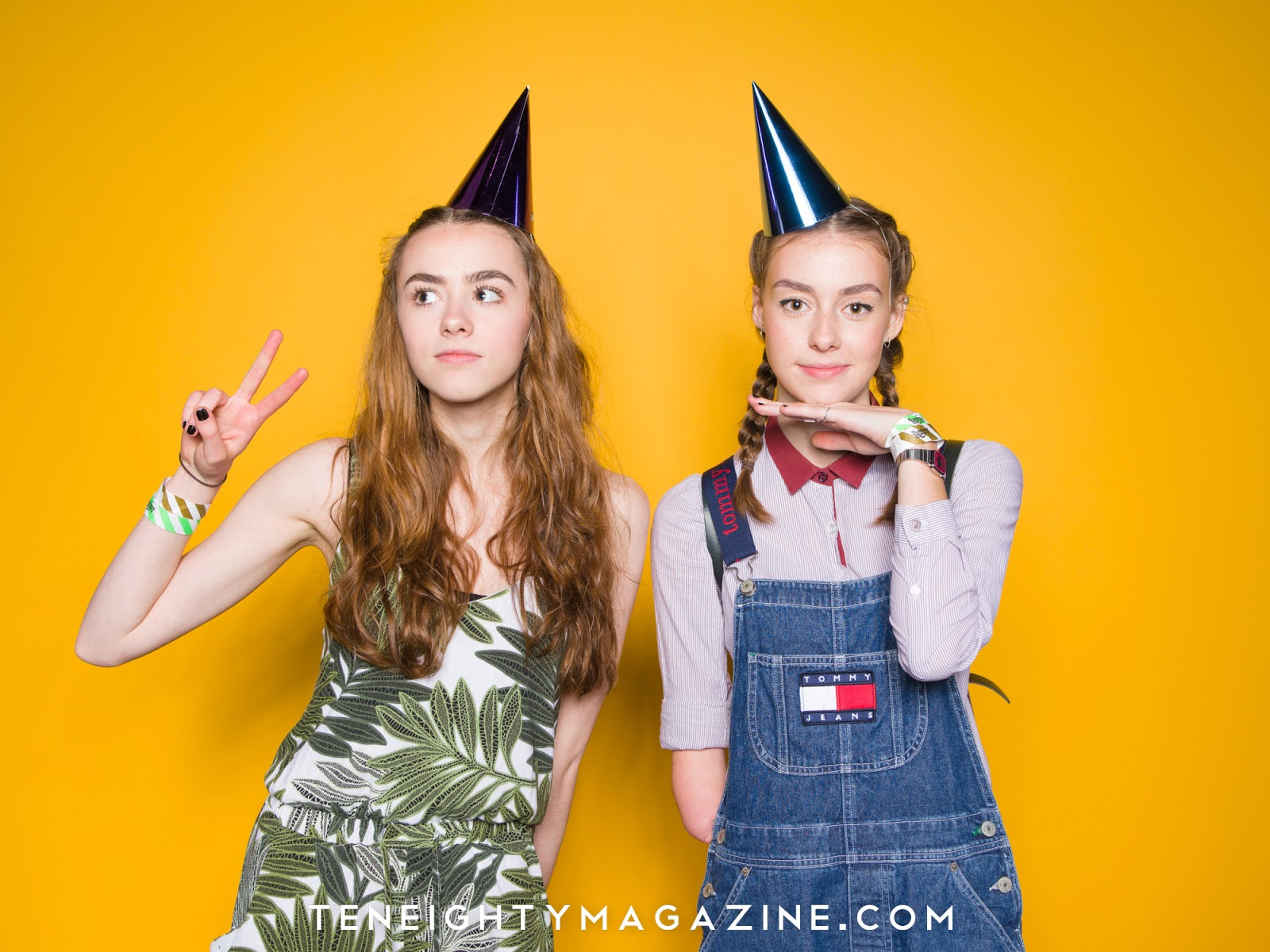 Mandeville Sisters, teneighty, 1080, vloggers, british, sisters, bloggers, family,
