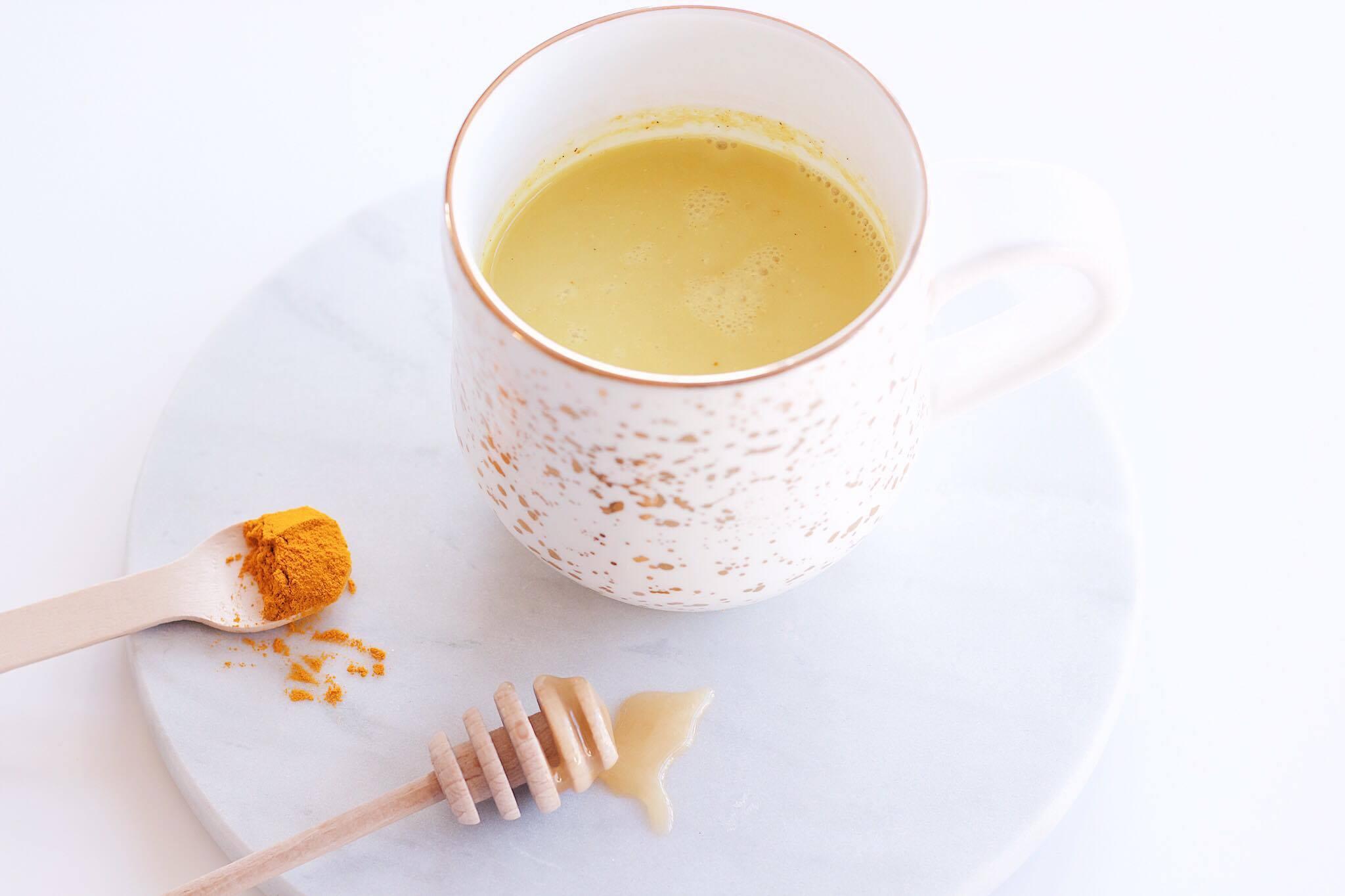 Tilsett litt raw honning om du ønsker mer søtsmak