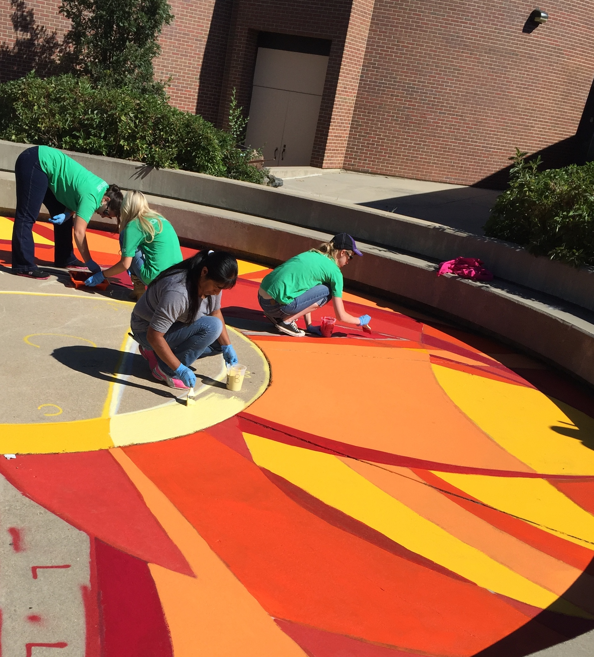 Give-To-Get-Mural-Painting-Liberty-Global
