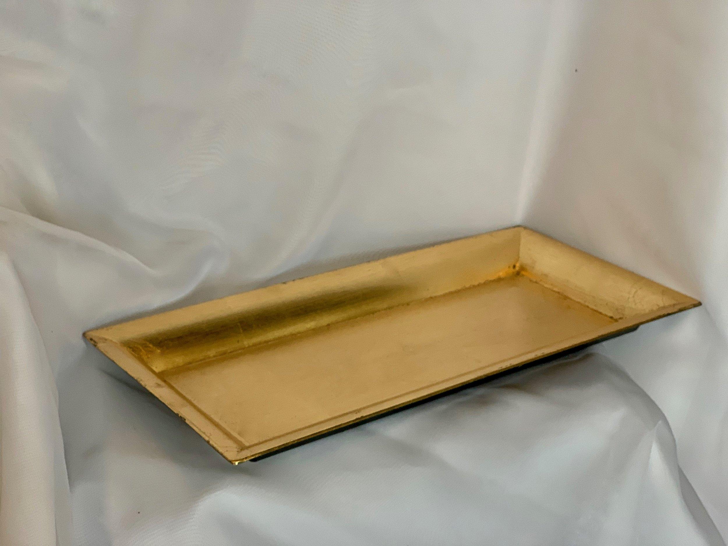 Gold Tray - $5