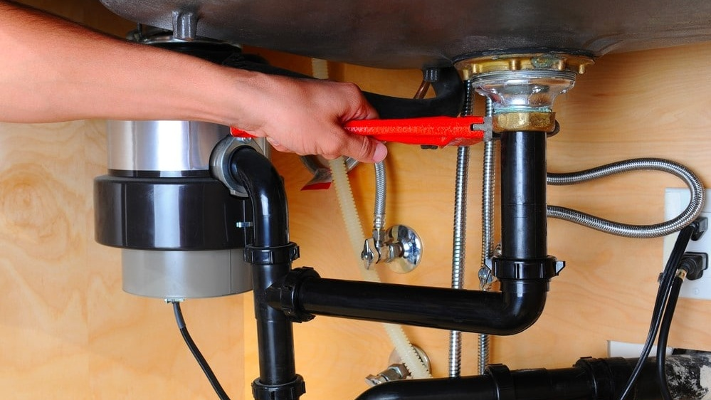 Garbage Disposal Installation $185 -