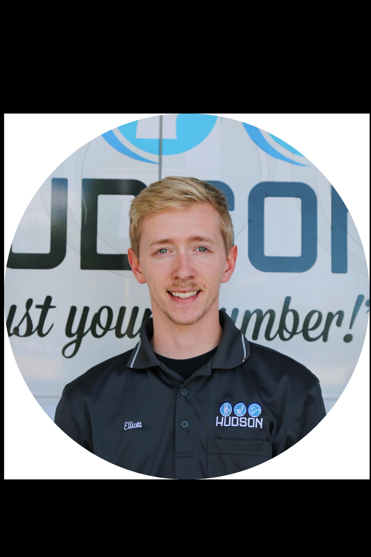 Elliott Scott is Hudson Plumbing Inbound Marketing Manager.