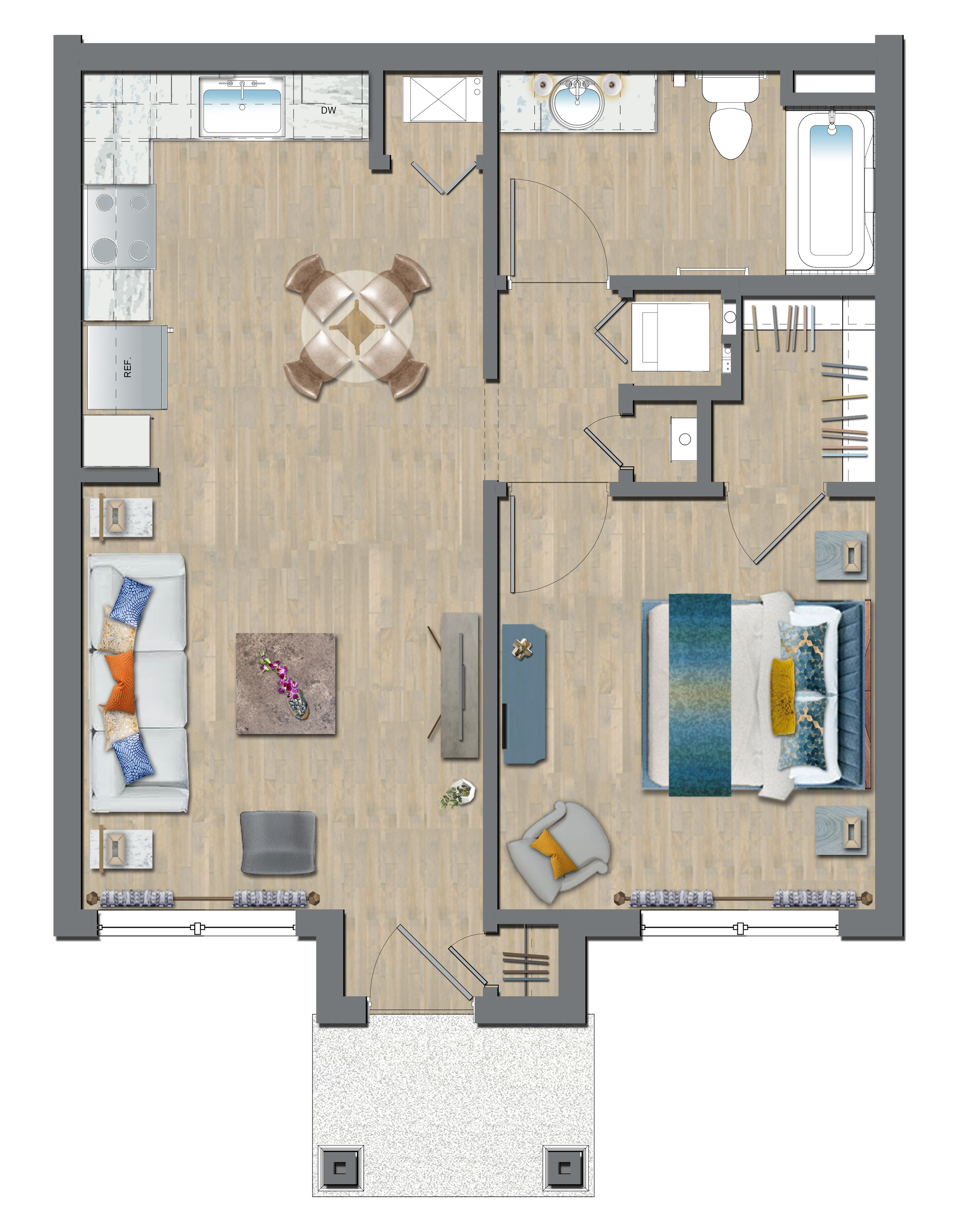 Floor Plans — Eastdale Village