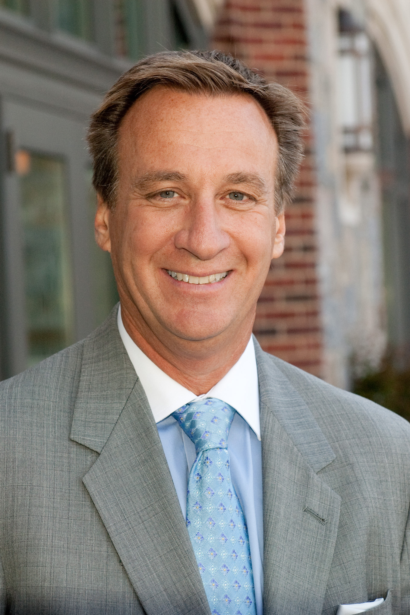 Joseph T. Kirchhoff, founder of Kirchhoff Companies