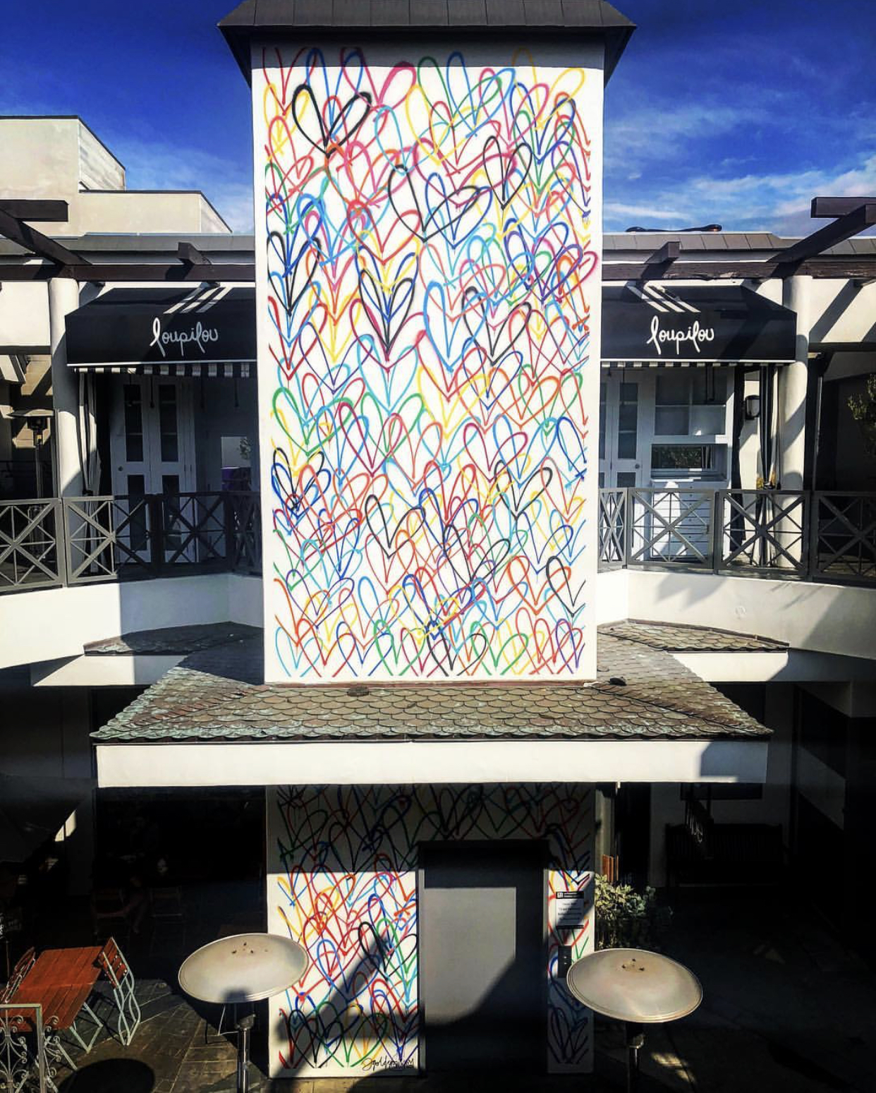 Brentwood Town Center - Brentwood, California